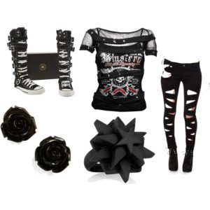 rocker clothes